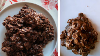 protein tozlu kurabiye KahveKafeNet