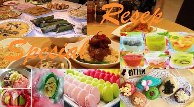 Resep masakan-masakan lezat khas ramadhan