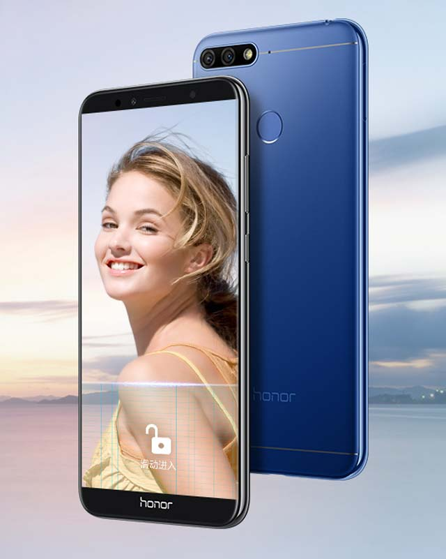 هاتف Honor 7A