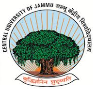 University of Jammu Recruitment 2016