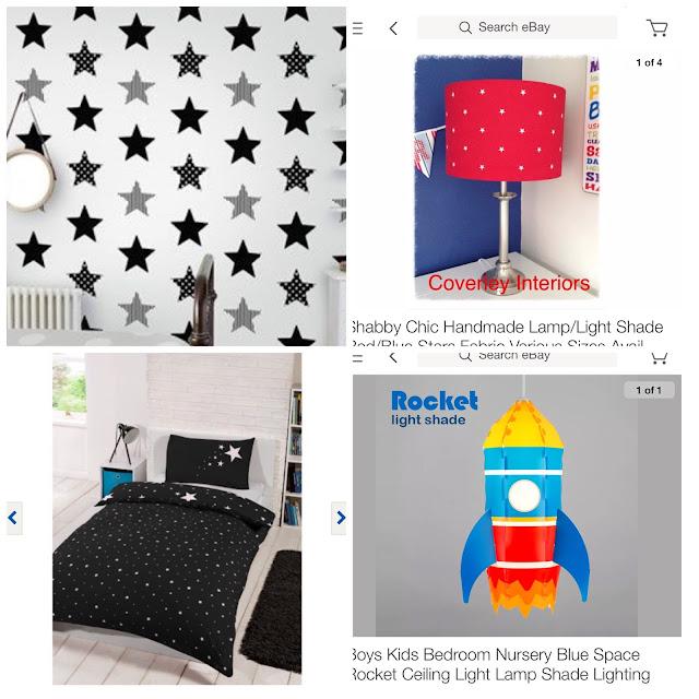 Star Bedroom Design