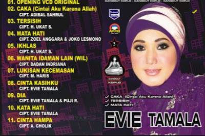 Download Lagu Evie Tamala Mp3 Full Album