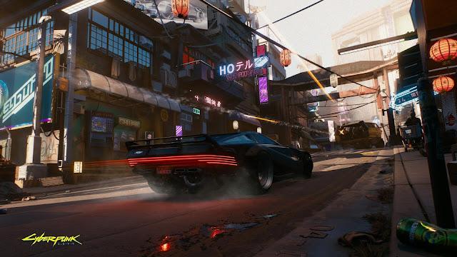 فريق تطوير لعبة Cyberpunk 2077 يكشف المزيد من التفاصيل و يؤكد تواجد نظام طقس ديناميكي و المزيد ..