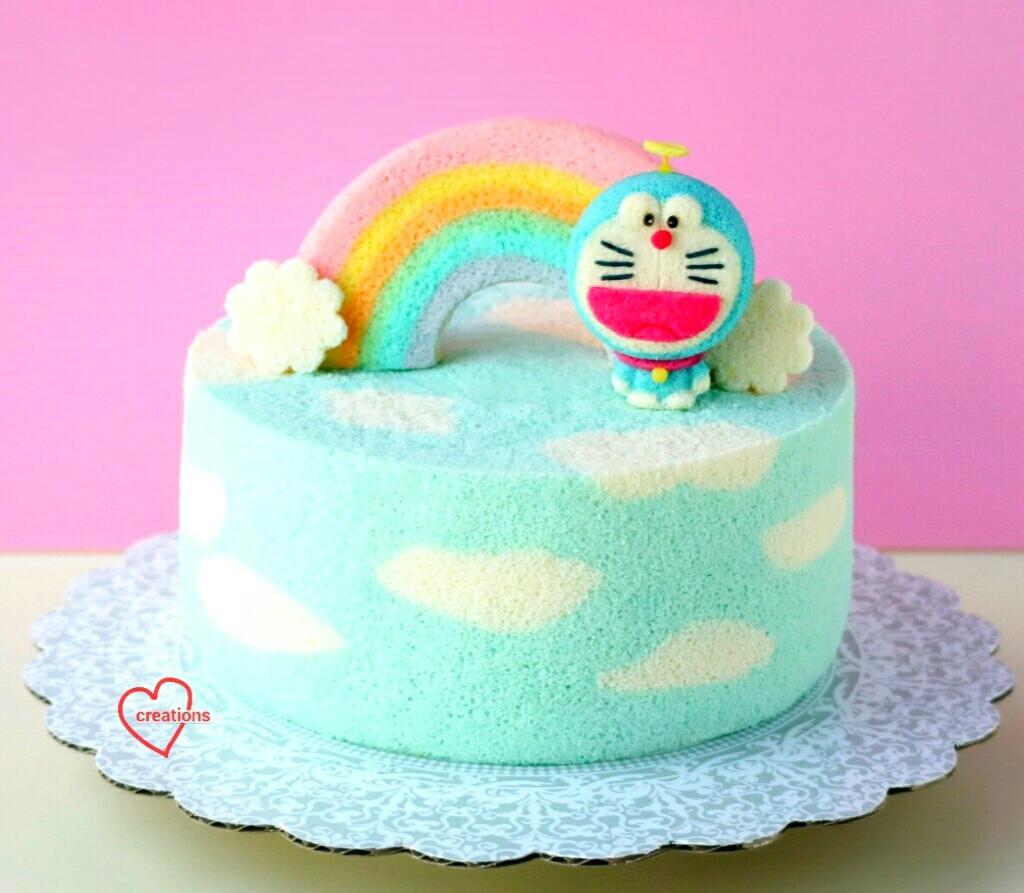 How To Prepare Chiffon Cake
