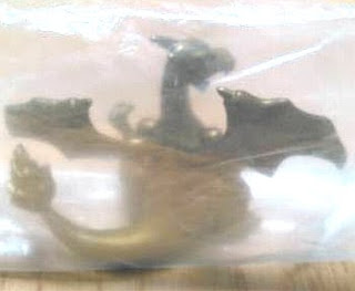 Charizard gold version figure 2016 Pokemon TCG promotion