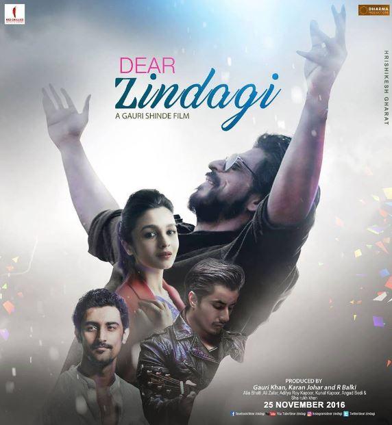 Image result for dear zindagi poster