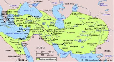 Dinastia Aquemênidas