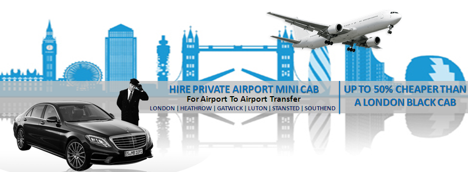 Want A Luxurious Taxi For The London City Airport Hire It Now