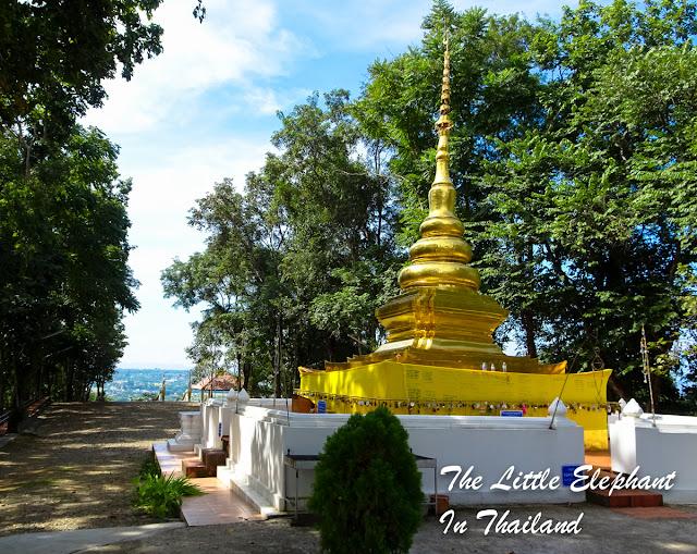 View over Pua, Nan - Thailand