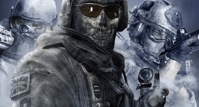 تحميل لعبة call of duty ghosts مضغوطة