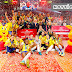 Capitã Fabiana decide e Brasil conquista 11º Grand Prix de Vôlei feminino