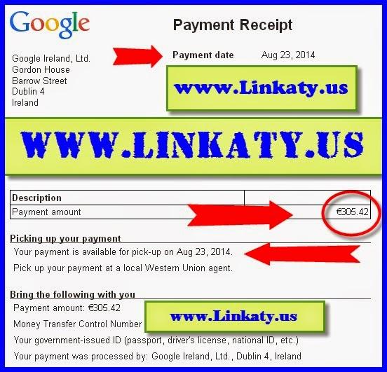 اربح مئات الدولارات شهريا باستخدام موقع  Linkaty.us