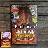 Buku Bimbingan Haji & Umroh Lengkap + Bonus Kumpulan Doa