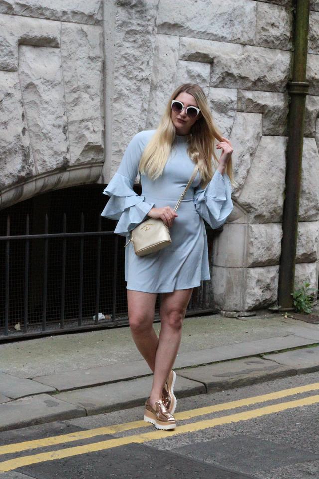 stella mccartney dupe platforms fashion blog