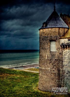 Dieppe, son château, son port