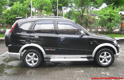 Spesifikasi Daihatsu Taruna Lengkap