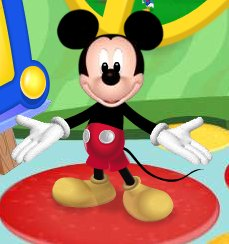 All Birthday Mickey Mouse Clubhouse