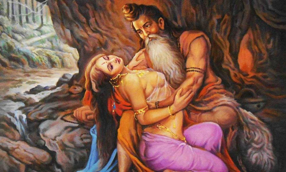 ಮೇನಕೆಯ ಮಾಯಾ ಪ್ರೇಮಕಥೆ - Love Story of Menaka and Vishwamitra in Kannada