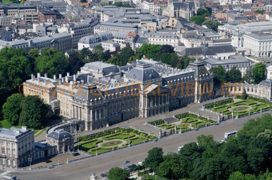 Le Palais Royal en Juin 2009 - Bruxelles - 1000