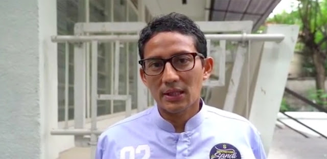 Sandiaga Cuma Tanggapi Begini Award Nyinyir dari PSI, Bikin Susah Balasnya