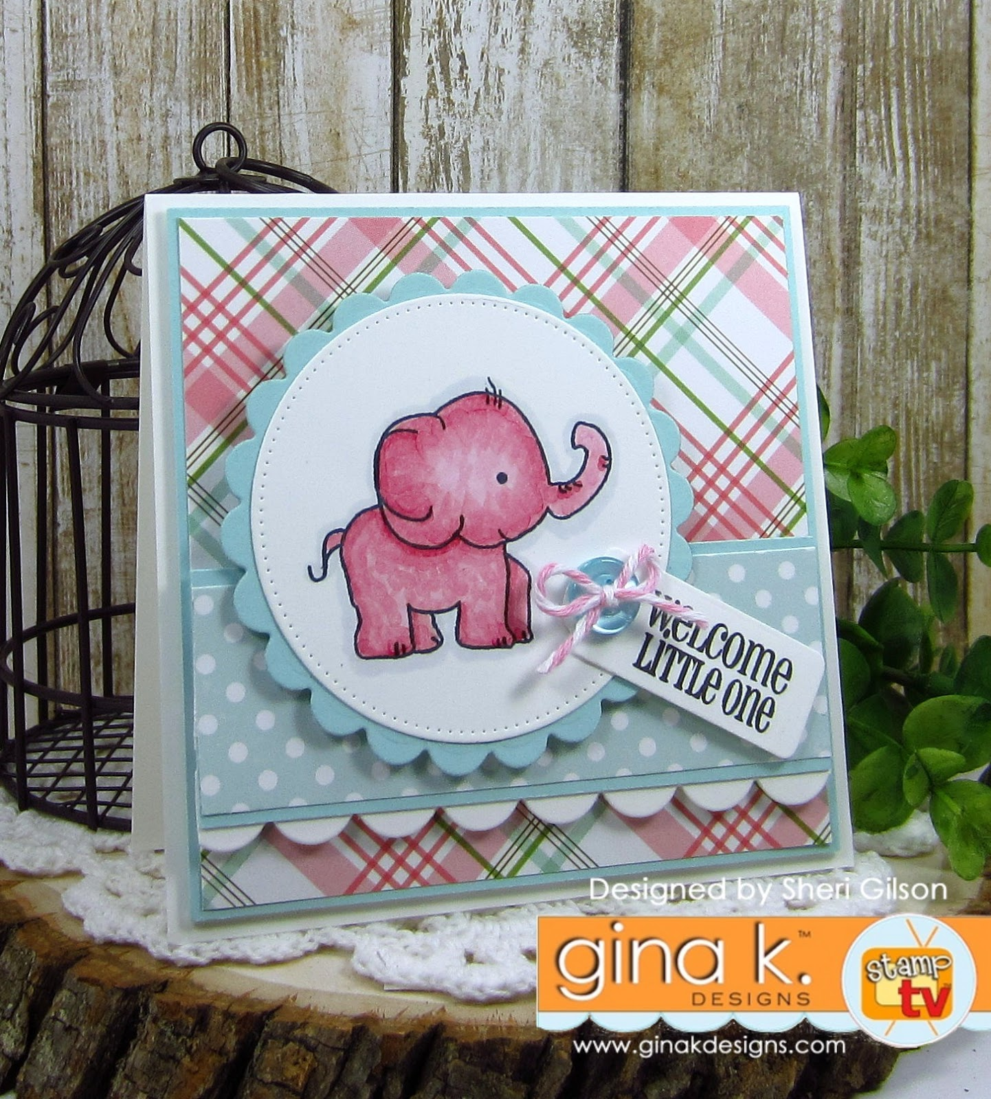 paper crafty u0026 39 s creations   gina k  designs