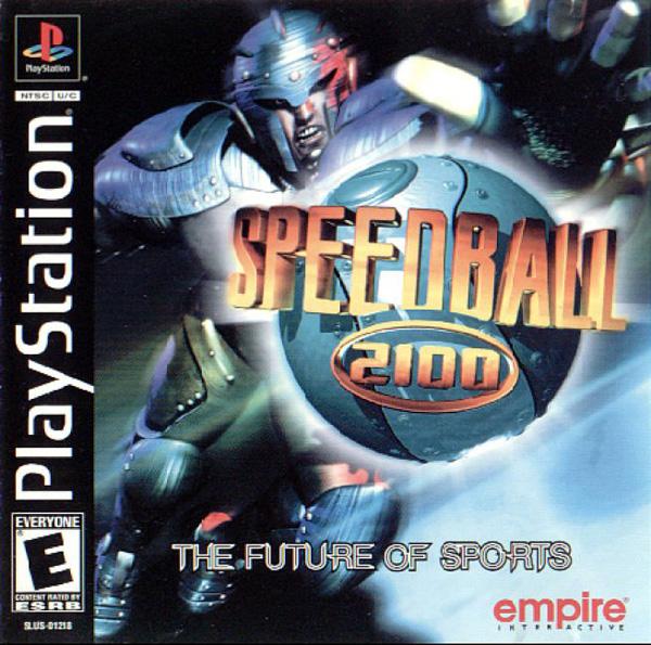 Speedball 2100 - PS1 - ISOs Download