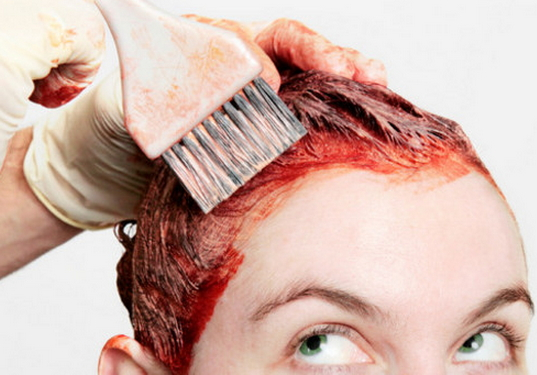 hair dye blood cancer