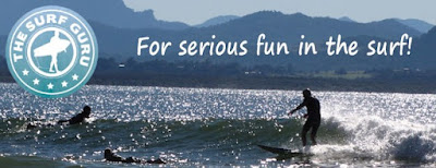 The Surf Guru: for serious fun in the surf