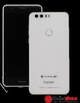 Huawei Honor 8 melewati TENAA
