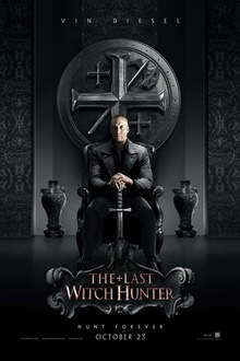 The Last Witch Hunter (2015) HD 1080p Latino