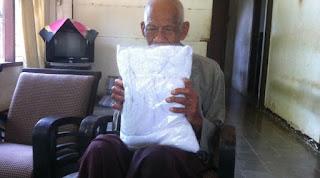 Kakek Ambari Menabung Sejak Zaman Perang demi Bisa Naik Haji