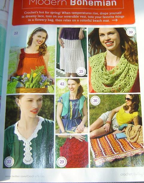 Enthusiastic Crochetoholic Latest Crochet Today Magazine