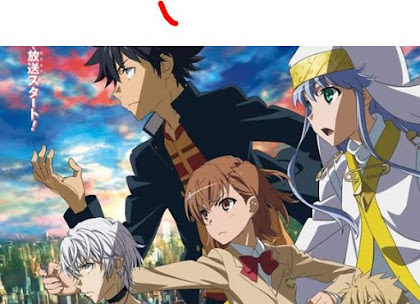 To Aru Majutsu No Index III Episódio 20