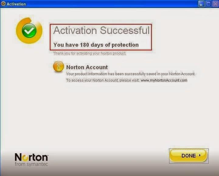 norton 2014 activation key