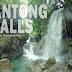 Antong Falls in Sison, Pangasinan