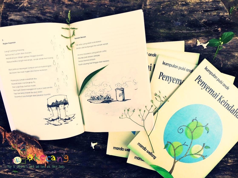 Buku Kumpulan Puisi Anak