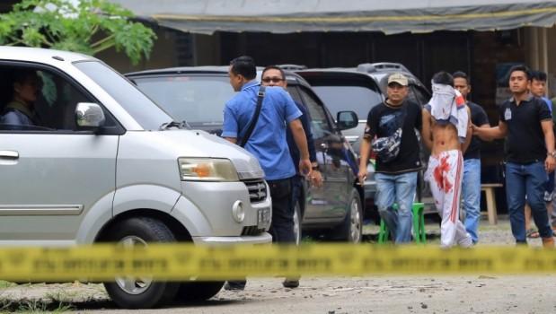 Pelaku Bom Gereja di Medan