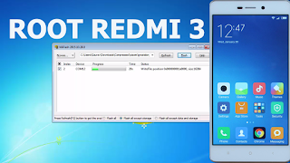 Redmi 3 root