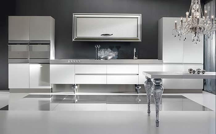 Ultra Modern Italian Kitchen Design