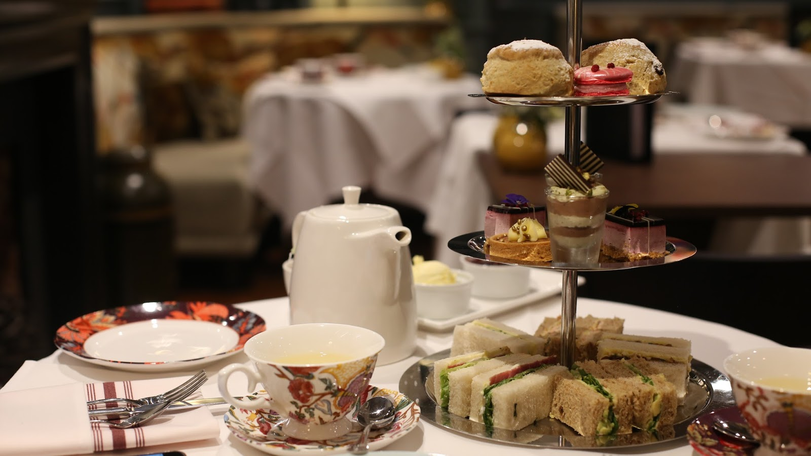 afternoon tea at king street hotel manchester