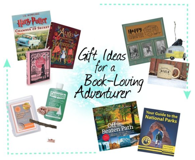 Gift Ideas for Book-Loving Adventurer