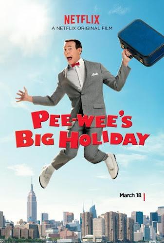 Pee-wee's Big Holiday (Web-DL 720p Dual Latino / Ingles) (2016)