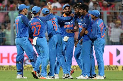 Team India HD Wallpaper