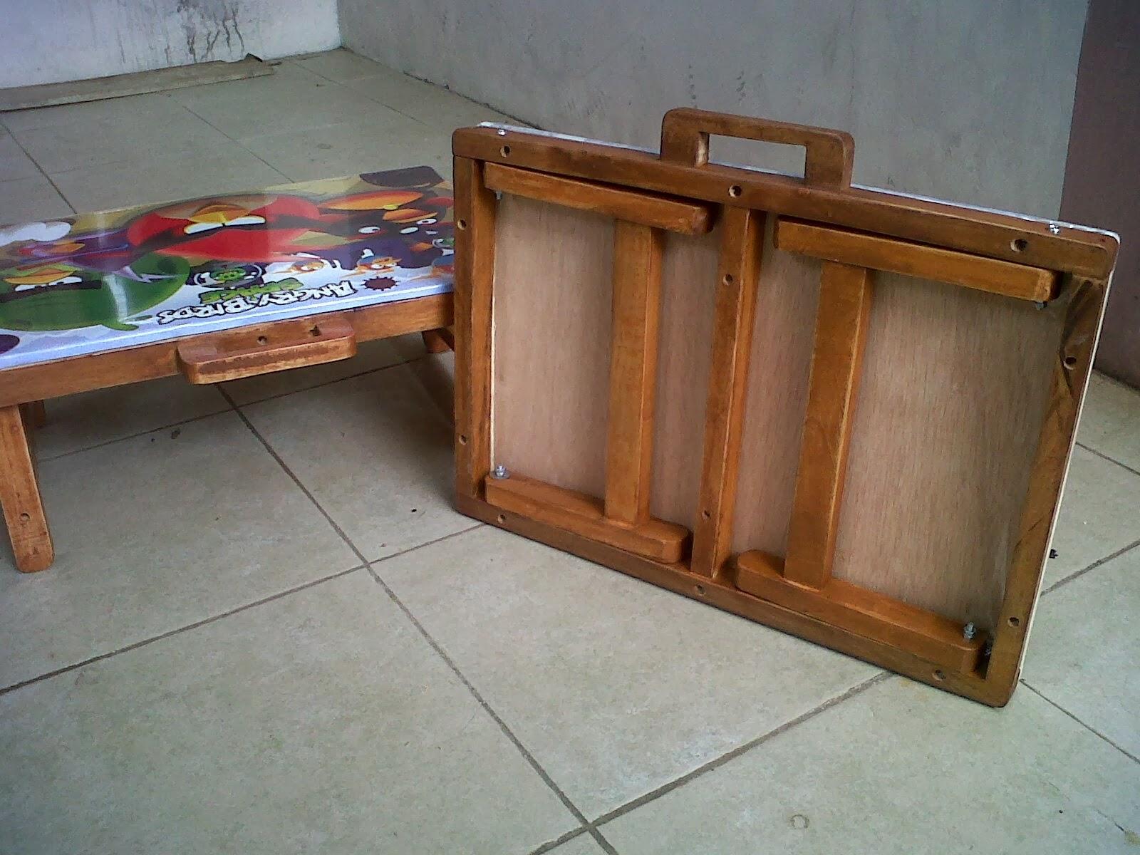 jual meja belajar lipat anak murah pusat grosir distributor rh nawwafhuda atk blogspot com cara membuat meja lipat sendiri cara membuat meja lipat dari besi siku