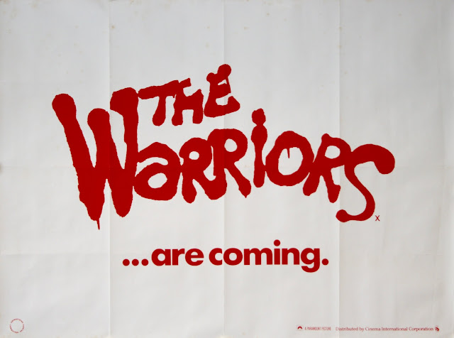 The Warriors are coming Promotional Poster