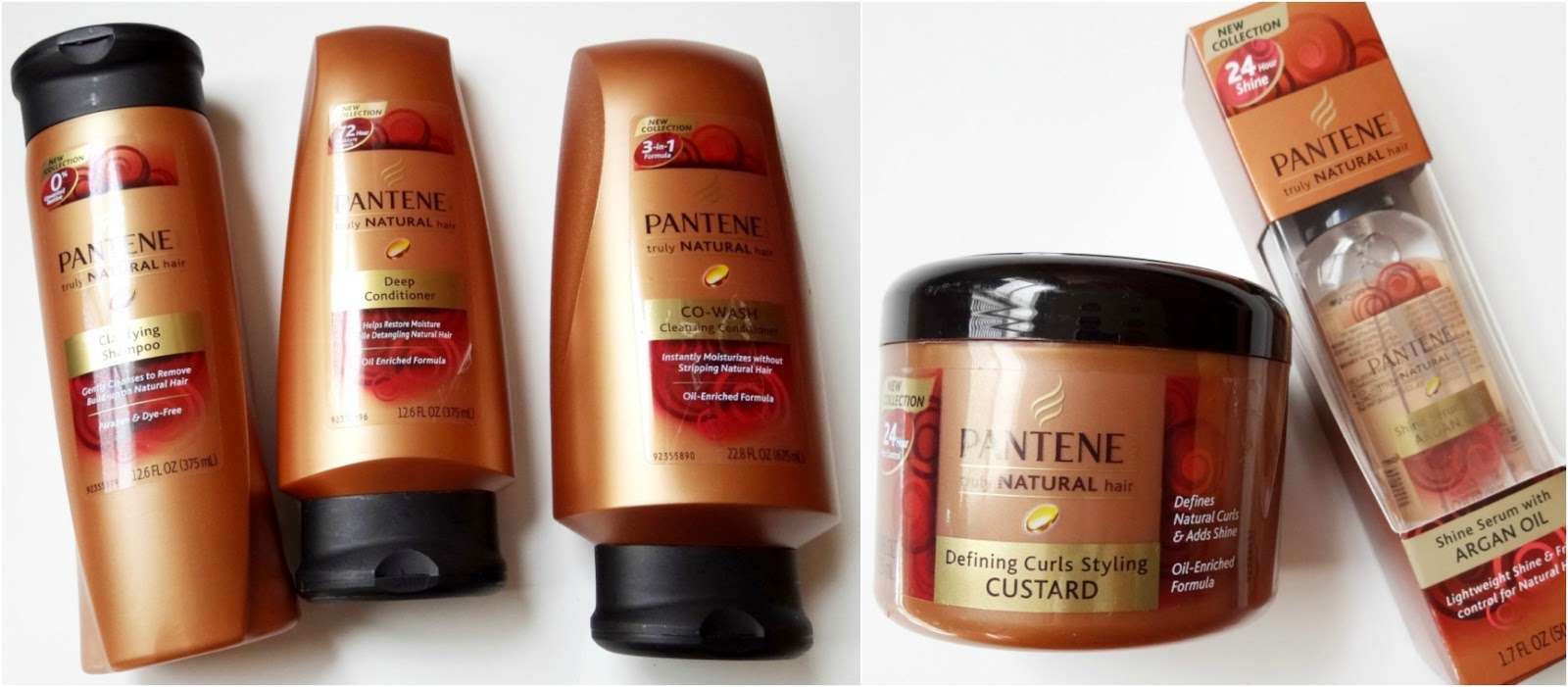 Baby Shopaholic Pantene Pro V Truly Natural Review Giveaway