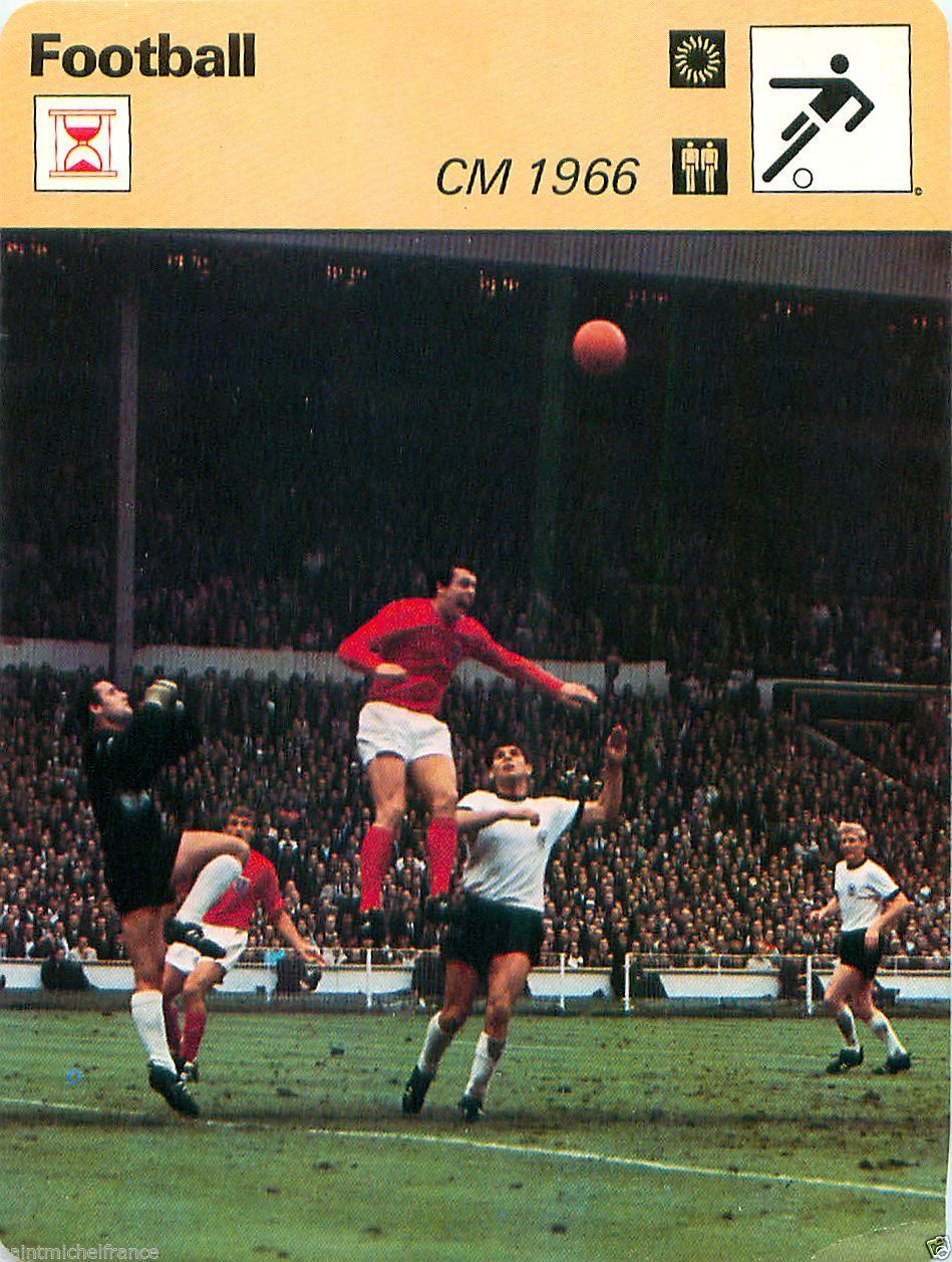 Football yesterday today coupe du monde 1966 happy end fiche football - Record coupe du monde football ...