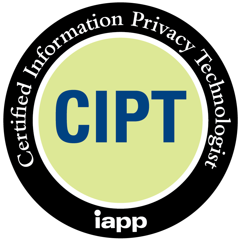 Certification News Cipp Cipm Cipt Complete Guide To Iapp