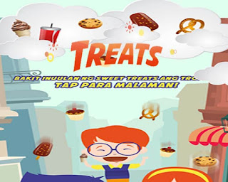 TNT Treats Rewards