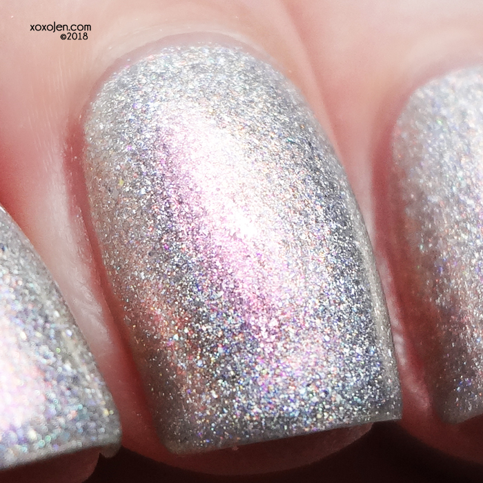 xoxoJen's swatch of Lollipop Posse Lacquer Poor Little Magic Girl